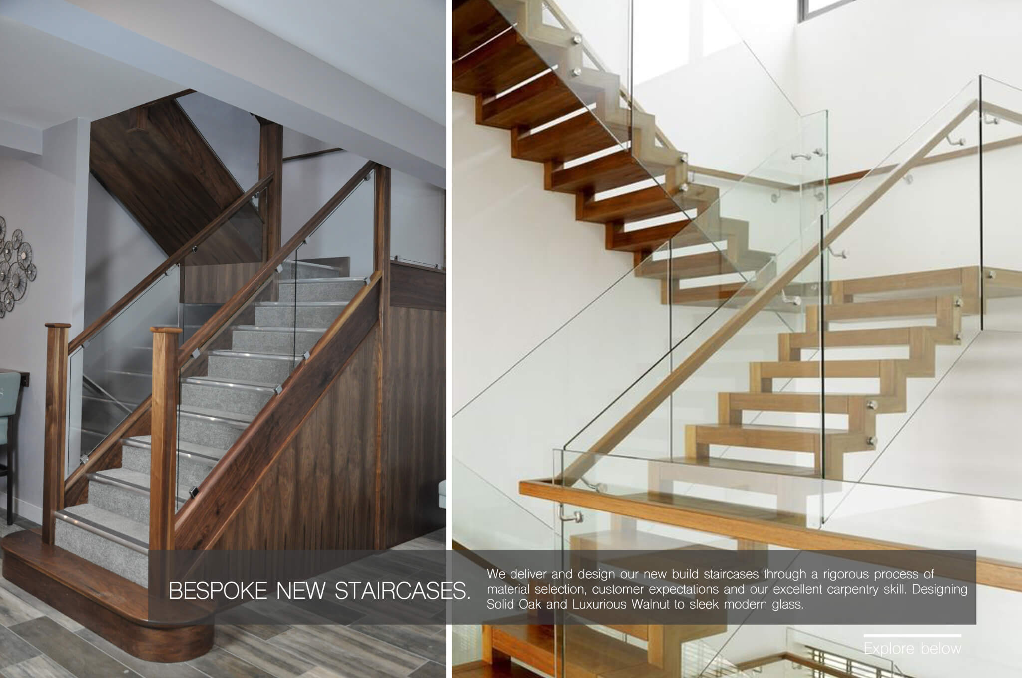 Merveilleux Thomas Ferns Bespoke Staircase Renovations